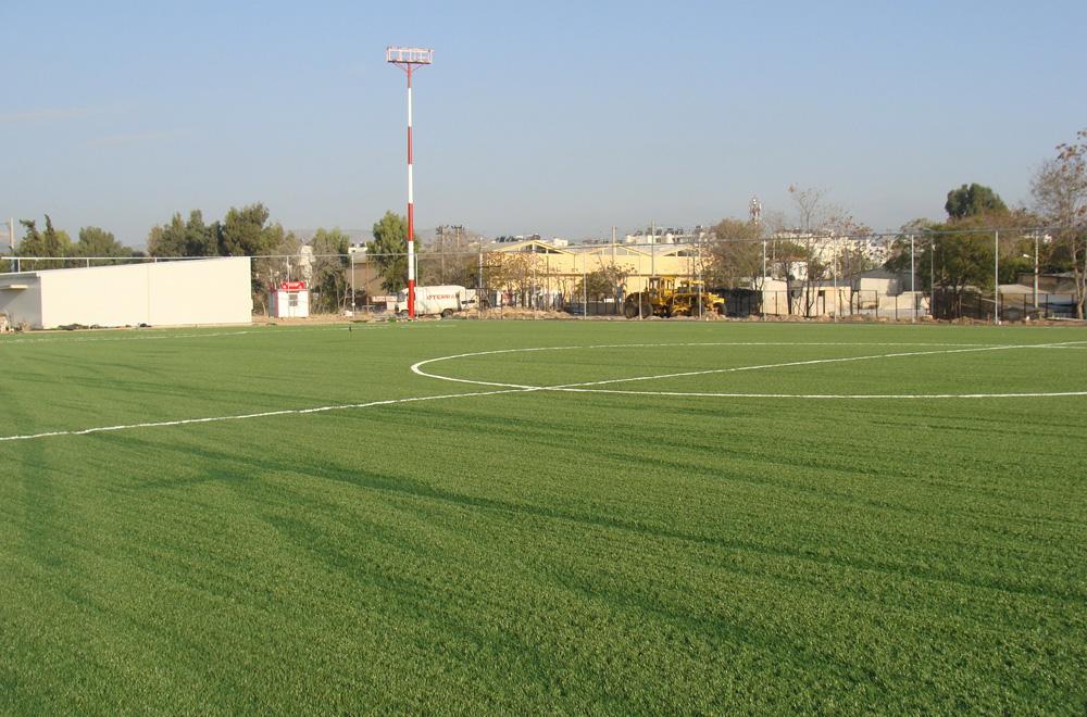 Olympiacos Training Field, Agios Ioannis Rentis (Greece)