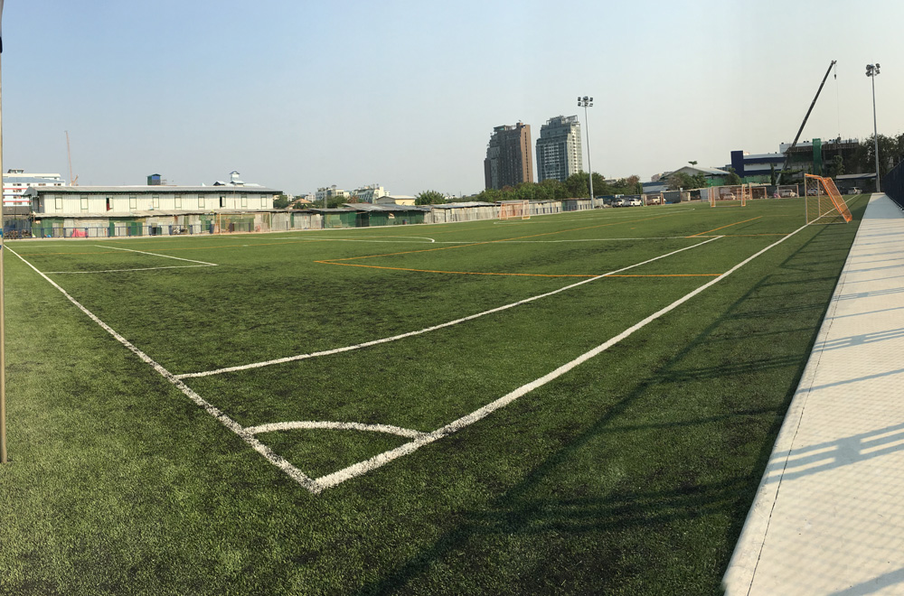ST.ANDREWS INTERNATIONAL, SUKHUMVIT 107 FOOTBALL STADIUM – BANGKOK (THAILAND)