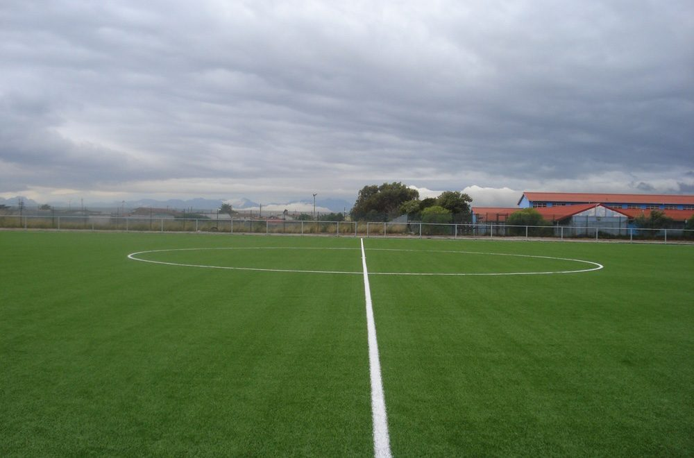 STEENBERG SPORTS COMPLEX – CAPE-TOWN (SOUTH AFRICA)