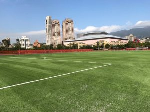 CCGrass artificial grass football FIFA field TAIPEI UNIVERSITY FOOTBALL STADIUM, CHINESE TAIPEI 1