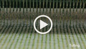 Tufting ccgrass Synthetic-turf manufacturer factory tour