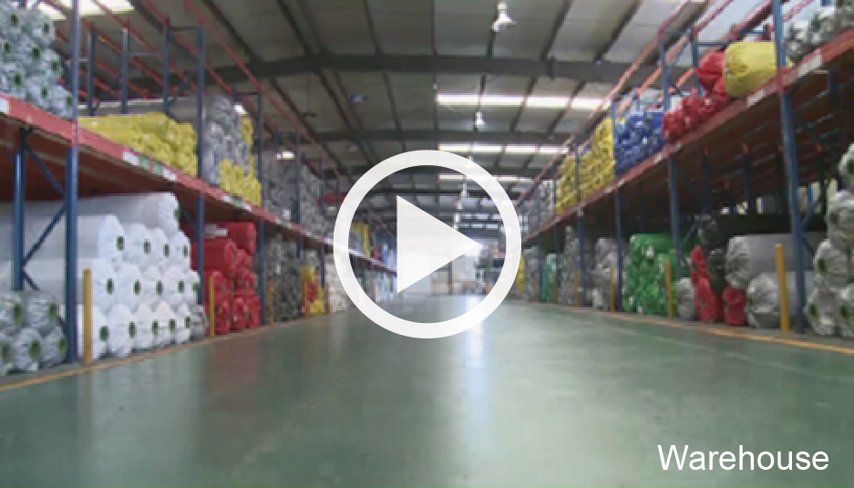 Warehouse ccgrass Synthetic-turf manufacturer factory tour