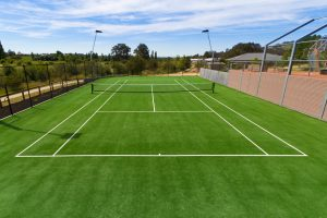 CCGrass artificial grass factory Tennis Field Wodonga,-Australia-x