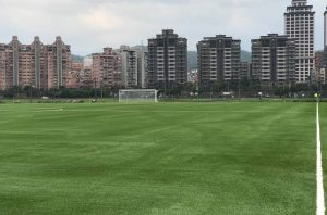 CCGrass artificial grass football FIFA field YINGFENG-RIVERSIDE-PARK-FOOTBALL-STADIUM,-CHINESE-TAIPEI