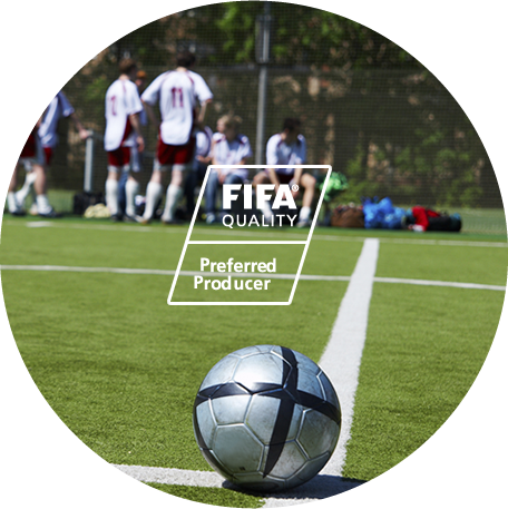 CCGrass FIFA quality artificial grass product