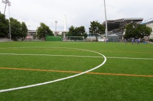 CCGrass artificial grass football FIFA field PERI-SAHARA