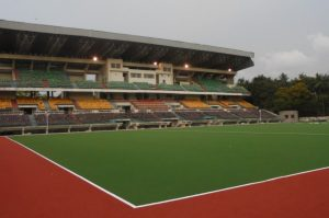 ccgrass artificial grass FIH preferred supplier hockey certificate