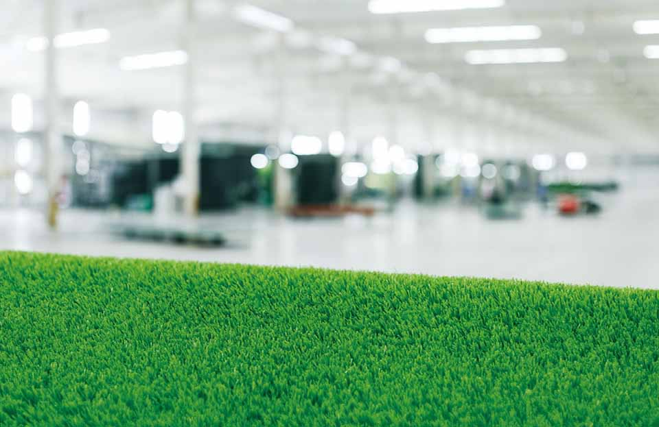 ccgrass artificial grass manufacturer factory tour