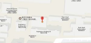 map ccgrass address Floor 18 Dadi Building, No. 56 Huaqiao Road, Nanjing 210029, China