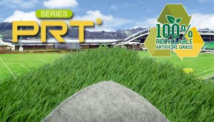 CCGrass provide 100% recyclable artificial turf innovation