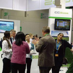 CCGrass marketing support for artificial grass
