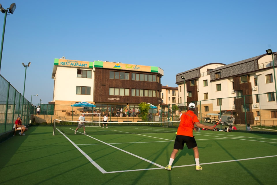 CCGrass artificial grass factory Tennis Field