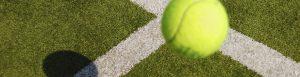 CCGrass sports artificial grass for tennis fields