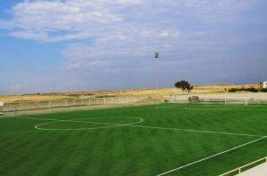 CCGrass artificial grass football FIFA field Aglantzia-Municipality-Sports-Centre,-Cyprus