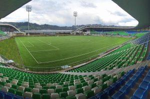 CCGrass artificial grass football FIFA field Estadio-Chinquihue,-Puerto-Montt,-Chile-2