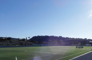 Germasogeia-Municipality-Stadium,-Cyprus