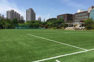CCGrass artificial grass football FIFA field Gwangju-City-Officials-Training-Institute-Football-Field,-South-Korea--1
