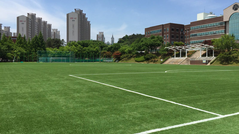 GWANGJU CITY OFFICIALS TRAINING INSTITUTE FOOTBALL FIELD – GWANGJU (KOREA REPUBLIC)