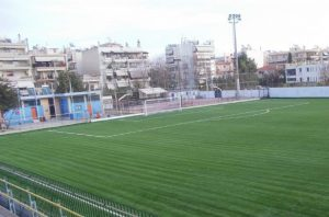 CCGrass artificial grass football FIFA field MOSCHATO,-Greece-2