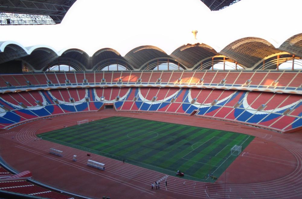 Mayday Stadium, Pyonggyang (Korea DPR)