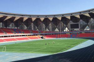 CCGrass artificial grass football FIFA field Qinghai-Province-Sports-Center-Stadium,-China-2