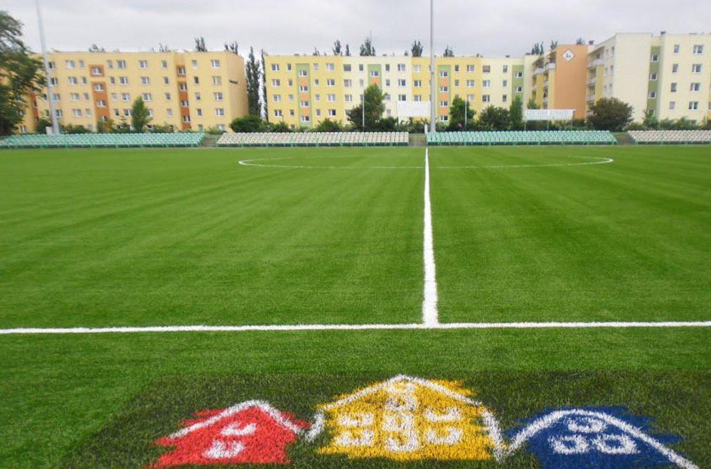 Stadion Miejski TKKF im. Eugeniusza Połtyna – BYDGOSZCZ (POLAND)
