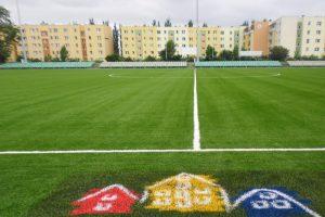 CCGrass artificial grass football FIFA field Stadion-Miejski-TKKF-im