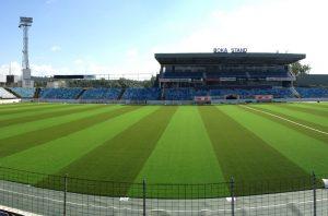 CCGrass artificial grass football FIFA field Sydney-United-Sports-Centre,-Australia-2