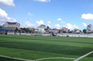 CCGrass artificial grass football FIFA field TRUNG-TAM-THUONG-MAI-DICH-VU-GIAI-TRI-BINH-DA,-Vietnam-1