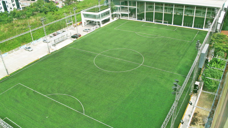 The-PAC-Sports-Center,-Thailand ccgrass Artificial-grass-field