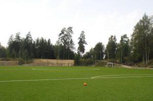 CCGrass artificial grass football FIFA field Veikkolan