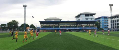 CCGrass Facilitates AFF U-15 Championship Thailand 2017