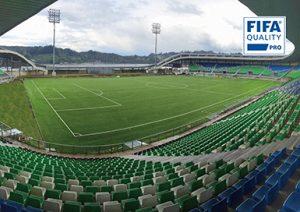 CCGrass artificial grass football FIFA pro field