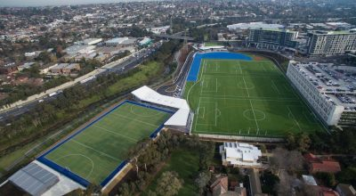 It's Thumbs-Up for CCGrass Artificial Turf Pitches at St. Kevin's College, Australia