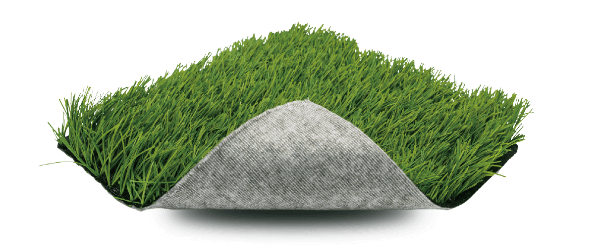 synthetic turf manufacturer CCGrass product PRT series backing system