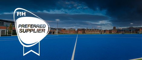 CCGrass Appointed as FIH Preferred Supplier