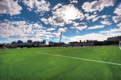 CCGrass artificial grass football FIFA field Second Hsinchu County Sports Ground, Chinese Taipei