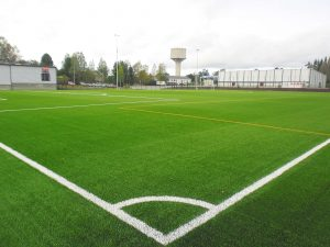 CCGrass artificial turf field in Finland