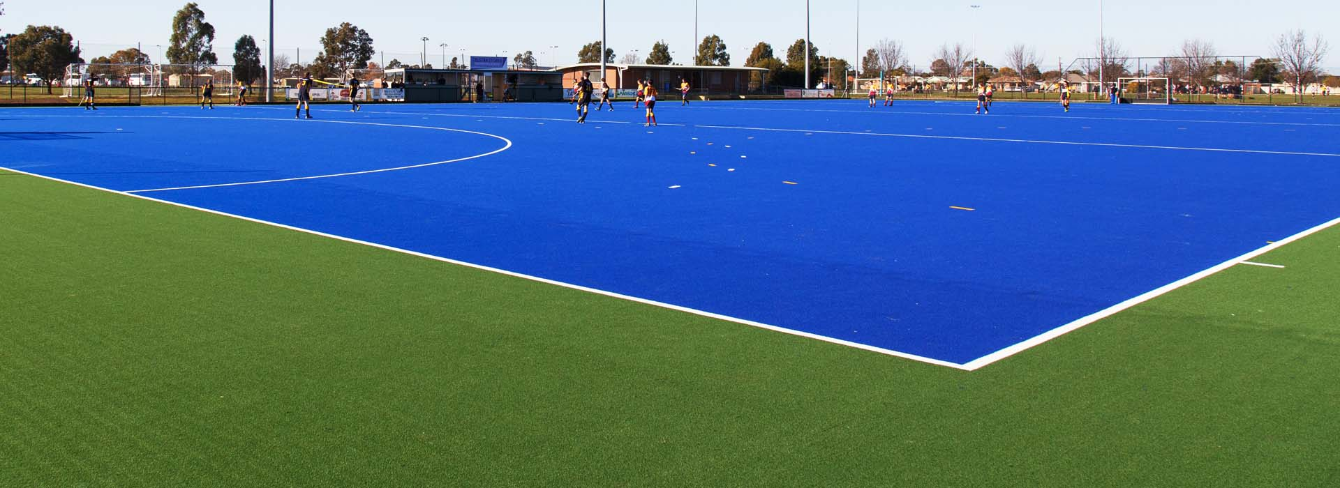 ccgrass high performance hockey artificial grass field South-Africa