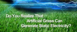 ccgrass artificial factory Antistatic Grass Series, More Safety, More Comfort