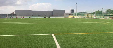 CCGrass Supplies New Football Pitch for Lopez Belmonte Stadium