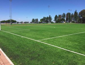 ccgrass Synthetic-turf FIFA certificate football -field ROBINVALE SPORTS COMPLEX - ATLANTIS (SOUTH AFRICA)
