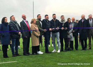 CCGrass World Rugby Preferred Turf Producer Clongowes Wood College SJ, Ireland