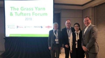AMI Grass Yarn & Tufters Forum 2018 Barcelona