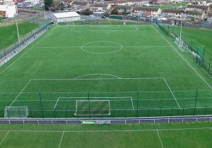 ccgrass Synthetic-turf-FIFA pro certificate field BALLYOULSTER FC (IRELAND)