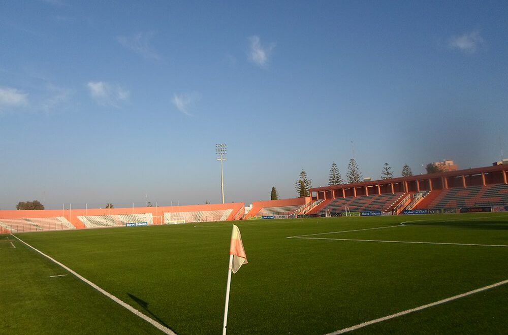 Haining XieTai Sport Event Planning Co.Ltd. Football Stadium (CHINA)