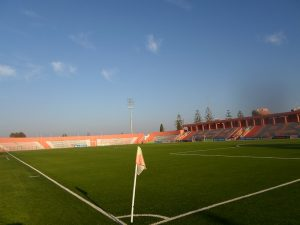ccgrass Synthetic-turf-FIFA pro certificate field Haining XieTai Sport Event Planning Co.Ltd. Football Stadium (CHINA)