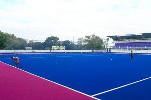 ccgrass artificial grass preferred supplier hockey global field SDAT - Velumanickam Hockey Stadium, Tamil Nadu, Chennai,India