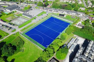ccgrass artificial grass preferred supplier hockey field Ireland