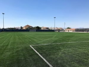 ccgrass Synthetic-turf-FIFA pro certificate field LEVENTION STADIUM (CYPRUS)